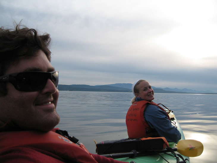 Kayak in Canada
