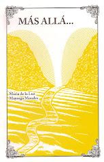 """Portada del libro """"Más allá"""""""
