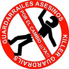 NO A LOS GUARDARRAILES