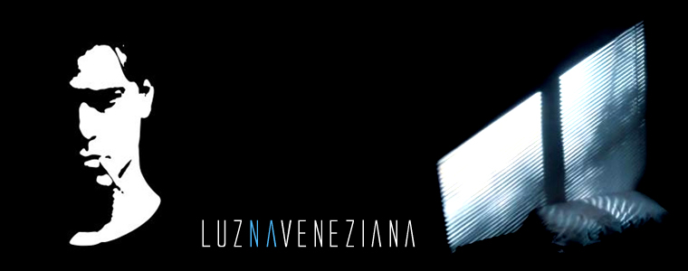 Luz na veneziana