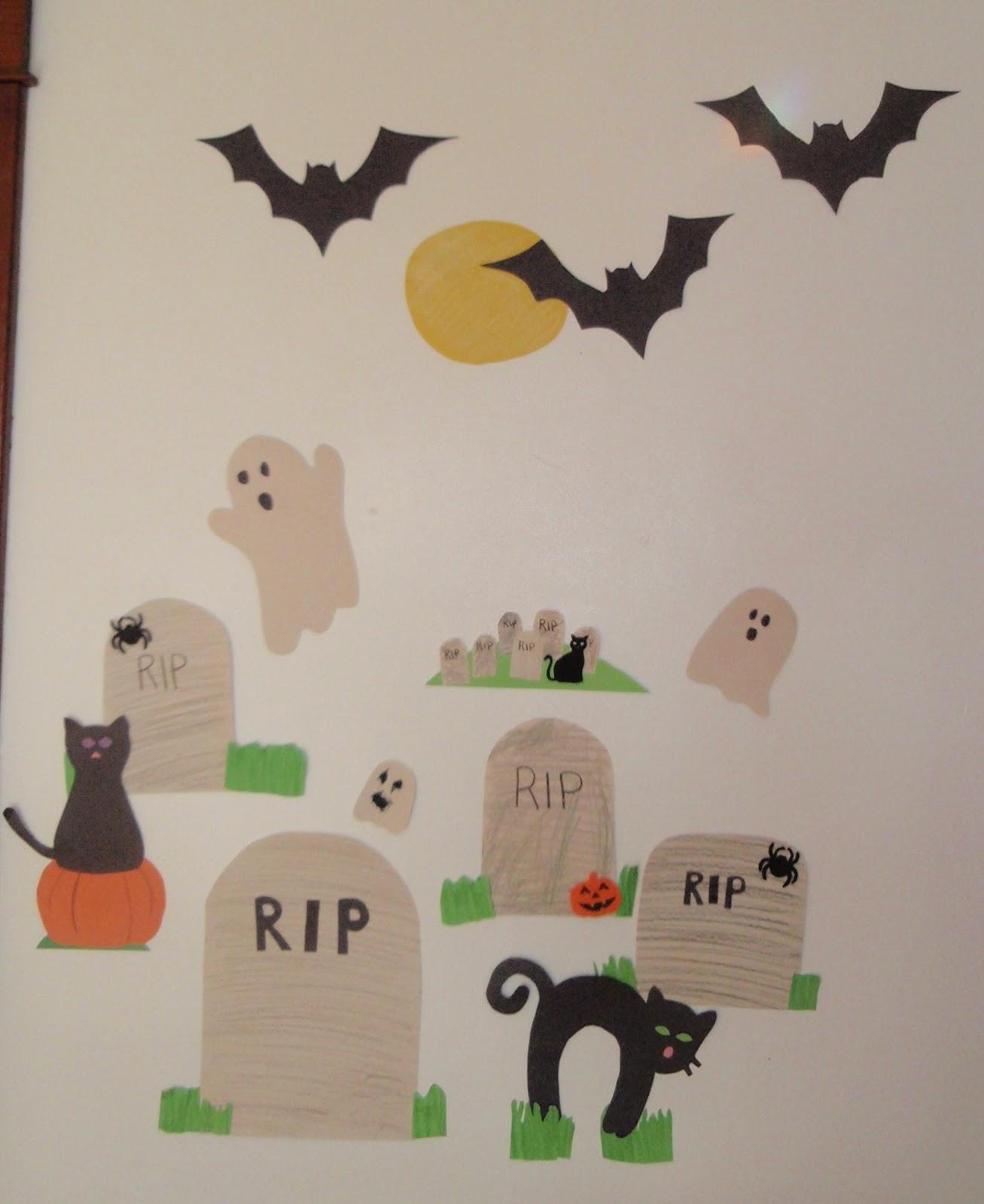 Halloween crafts for preschoolers fun halloween crafts for preschoolers jeuxipadfo Choice Image