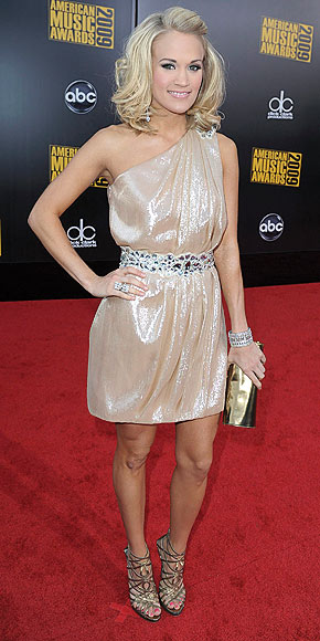 Carrie Underwood in Theia