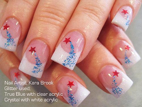asma rehan nail art ideas
