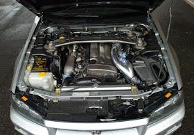 Z-Tune RB26DETT aluminum radiator Fit Nissan Skyline GTR BNR34//R34,V-Spec