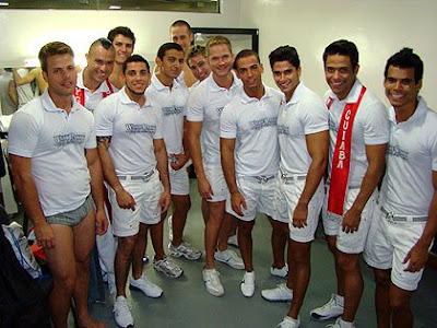 Organização do concurso Mr. Gay Brasil abre inscrições para o ano 2009
