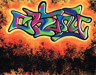 New Graffiti Wallpaper 2028