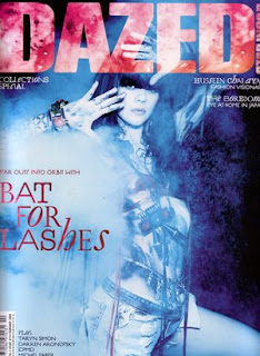 Bat for lashes - Page 2 DazedCover