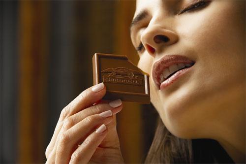 Saboreando barra de chocolate - 3 part 4