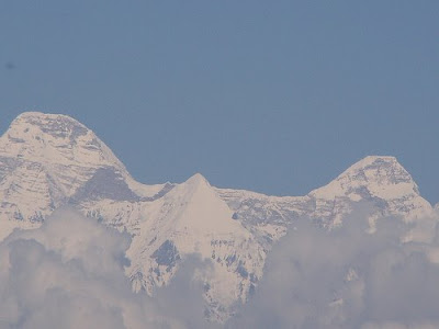 Nandadevi peak