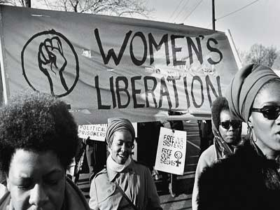 the beginning of the feminist movement When we're taught about the history of the feminist movement in the united states, it often highlights icons like susan b anthony and elizabeth cady stanton but.