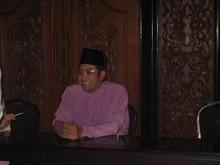 Teater Musical Tun Mahathir:Isma Daniel