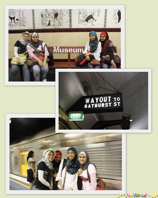 Train di Sydney