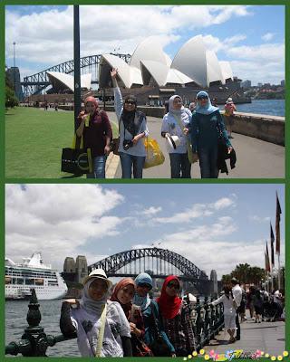 Sydney Opera House, Botanical Garden