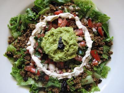 Supreme Taco Salad