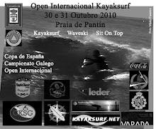 OPEN INTERNACIONAL KAYAKSURF  PANTÍN 2010