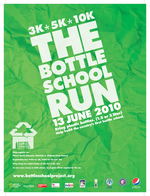 Bottle School Run