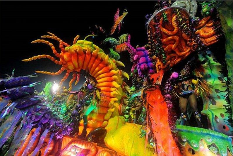 carnival in rio 2012. Even though Carnival is