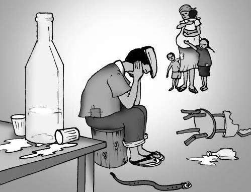 Como tratar o alcoolismo métodos nacionais