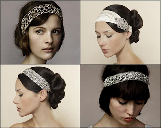The Unique Bridal Headbands
