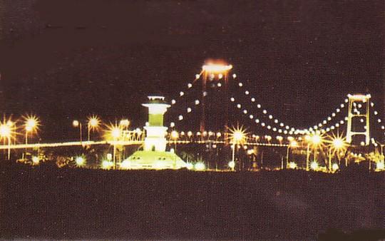 Jembatan Mahakam II Tenggarong