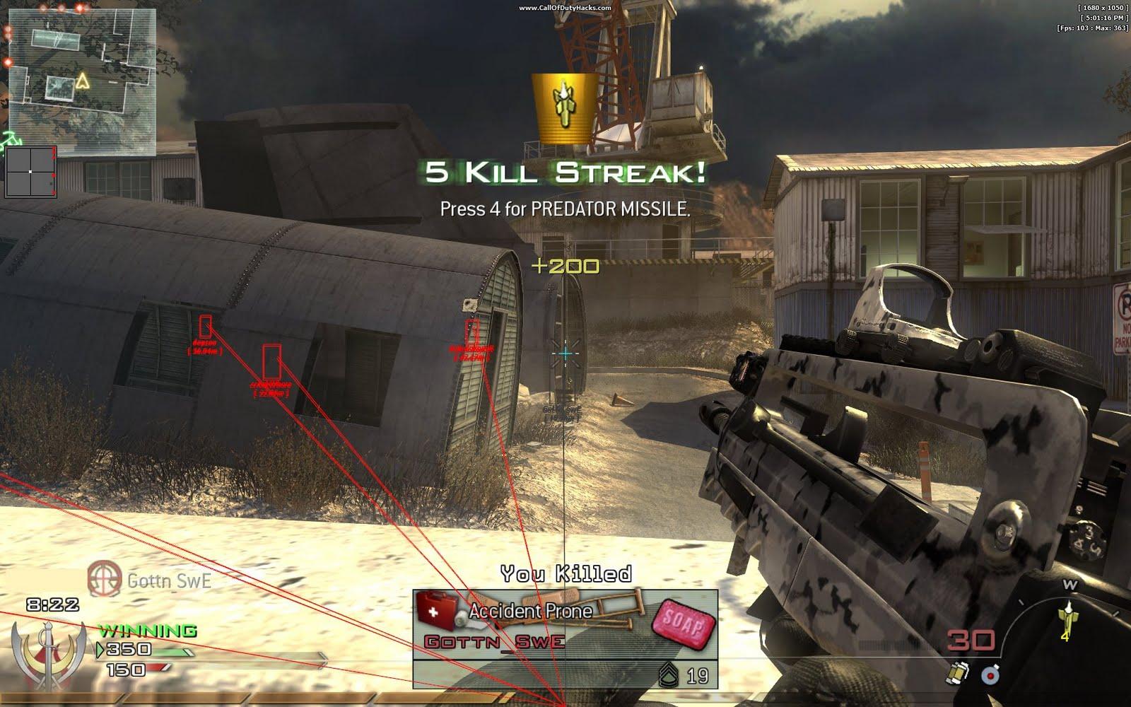 Установочный Фаил Call Of Duty 4: Modern Warfare