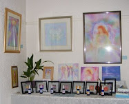 Angel Art at Sanctuary Angel Gallery