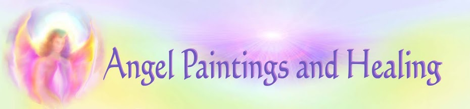 Angel Art, Paintings and Healing