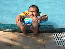 mohd ilman hakim,my nephew ..syang ilman...
