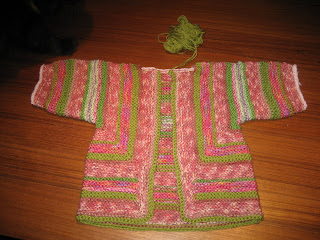Crochet Surprise Jacket Free Pattern : CROCHETED BABY SURPRISE JACKET ? CROCHET PATTERNS