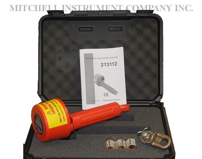 Mitchell Instrument Co Tester : Mitchell instruments co instrument high