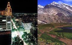 Mendoza, sinónimo de Excelentes Vinos e imponetes Montañas.