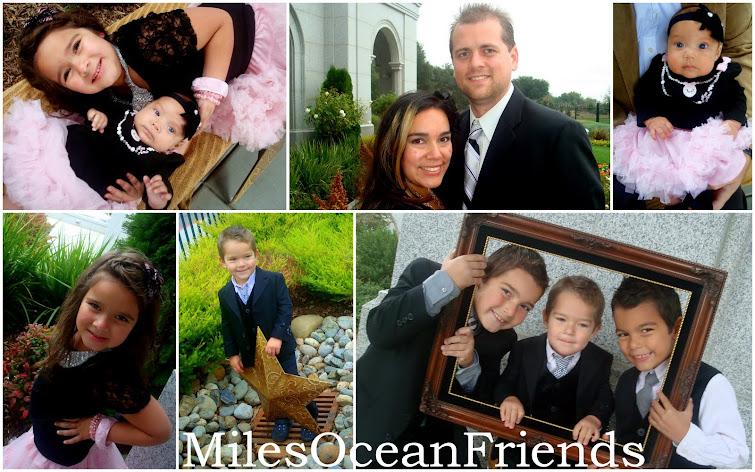 Miles Ocean Friends