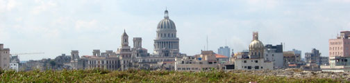 La Habana por Rogelio M. Díaz Moreno