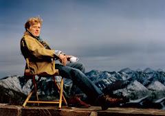 Robert Redford: Pravý Američan?