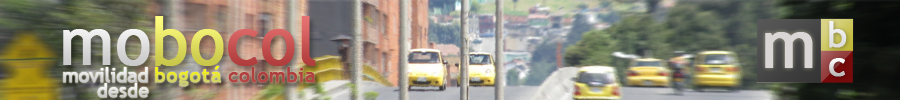 mobocol: Movilidad desde Bogotá, Colombia