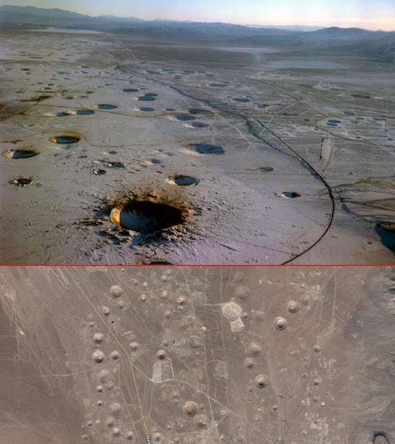 Zona de pruebas nucleares de Nevada