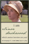 What Jane Austen Character Are You?