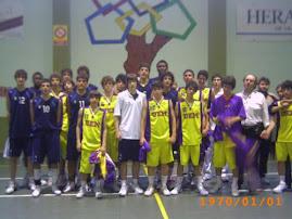 Torneo en Zaragoza 2007