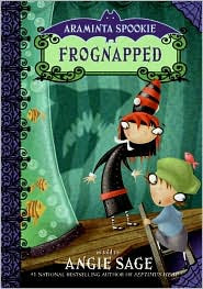 Araminta Spookie Series By Angie Sage Illustrated By border=