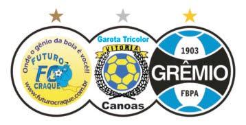 Garota Tricolor Canoas