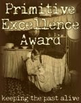 My Prim Award