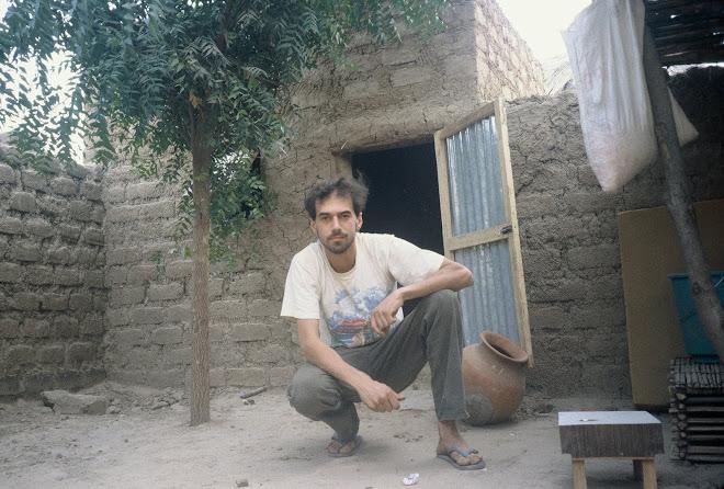 Dan in Niger