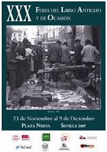 Feria del Libro Antiguo, Sevilla 2007