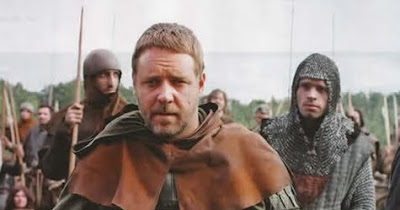 Russell Crowe in the movie Robin Hood
