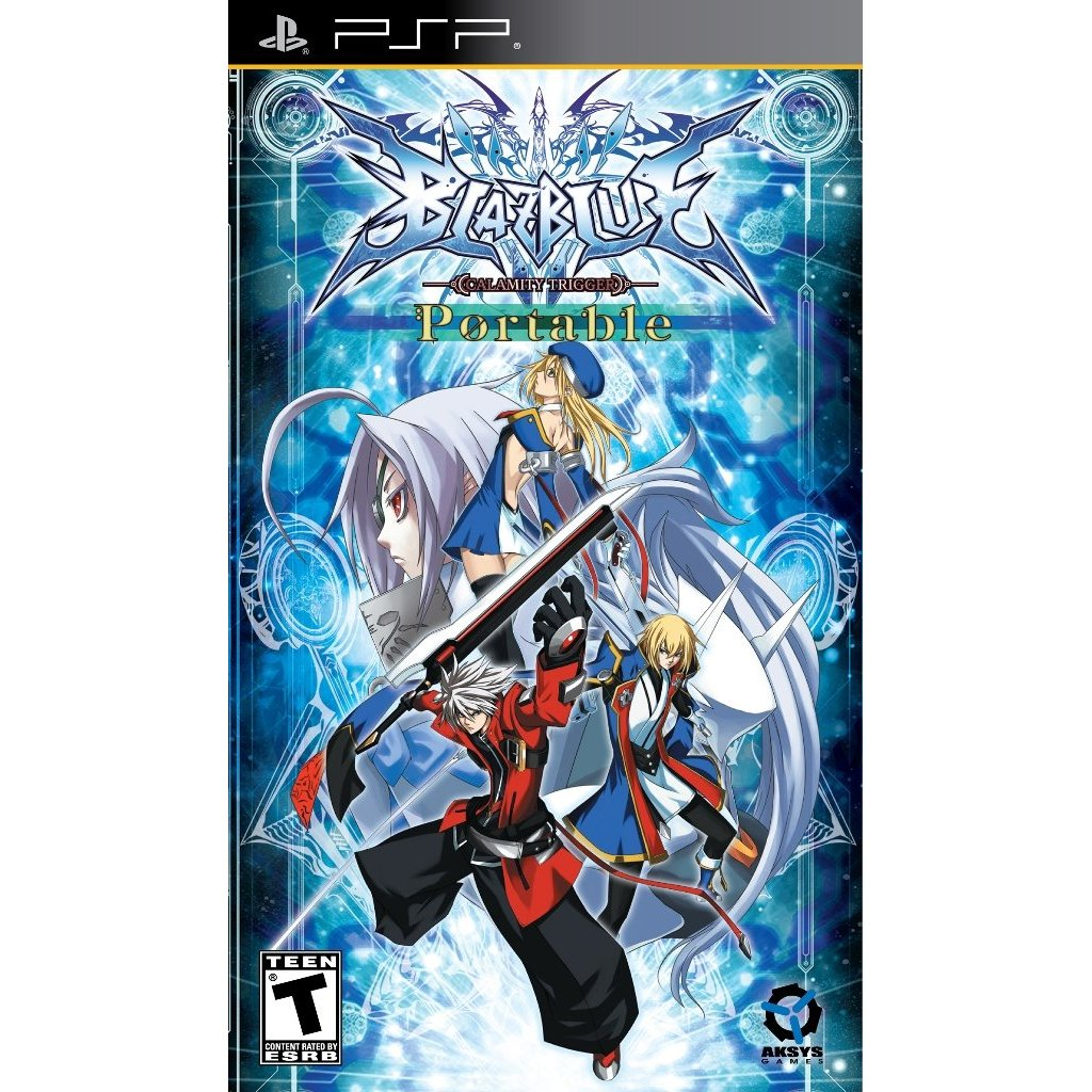 This Game Is The Ultimate 2D Fighting On Go BlazBlue Features All Of Console Modes Arcade Versus Score Attack Training And Story