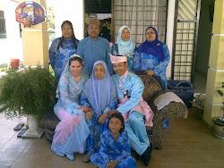 Keluarga ku yang sangat aku sayang