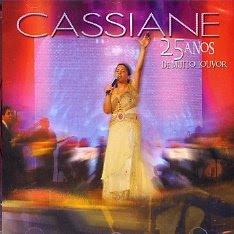 Cassiane – 25 Anos De Muito Louvor