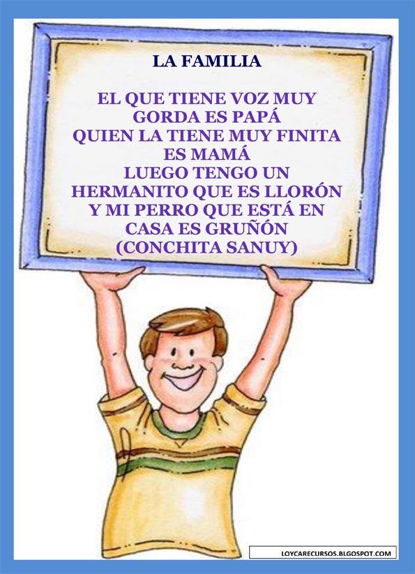 Poemas De La Familia