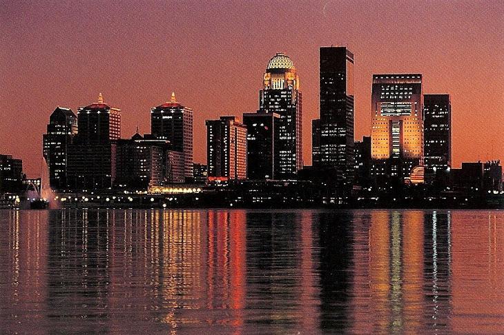 Louisville is . .