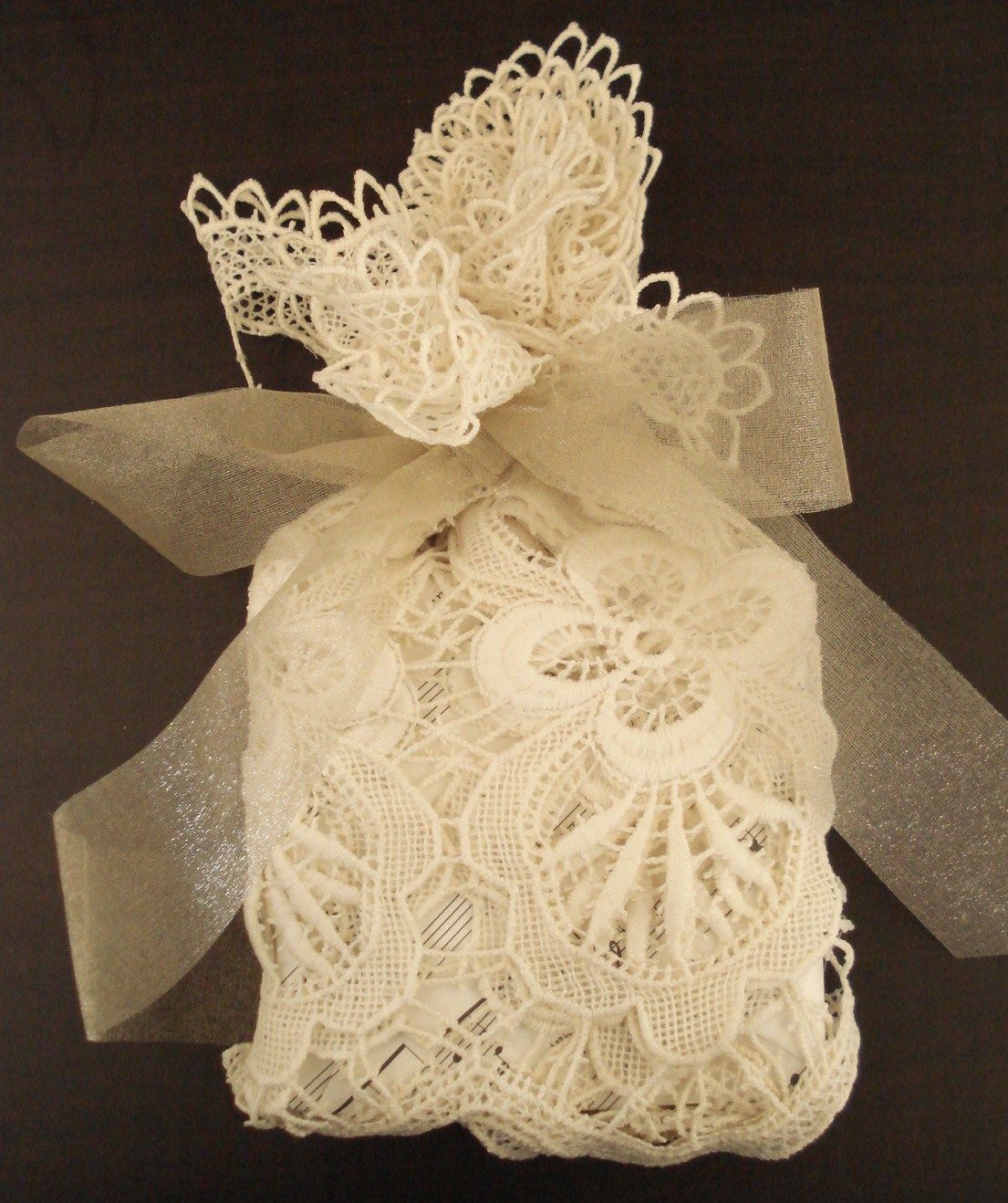 Diy Wedding Crafts Gift Wrapping Ideas Picture to Pin on Pinterest ...